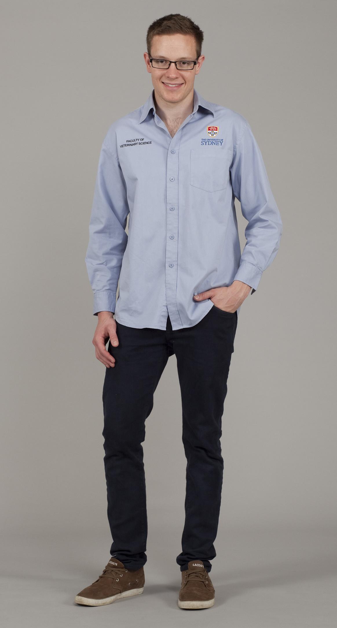 Mens Polo Shirt With Pocket